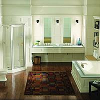 A remodeled bathroom - Bathroom remodel kenosha wi ...